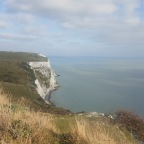 Dover and its White cliffs